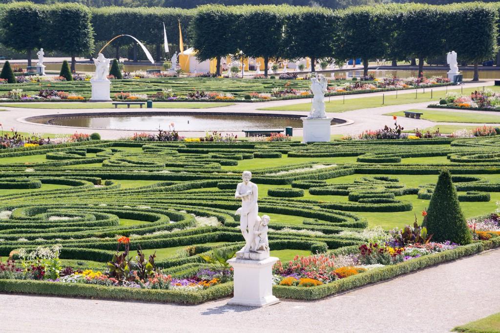 Der Große Garten von HERRENHAUSEN