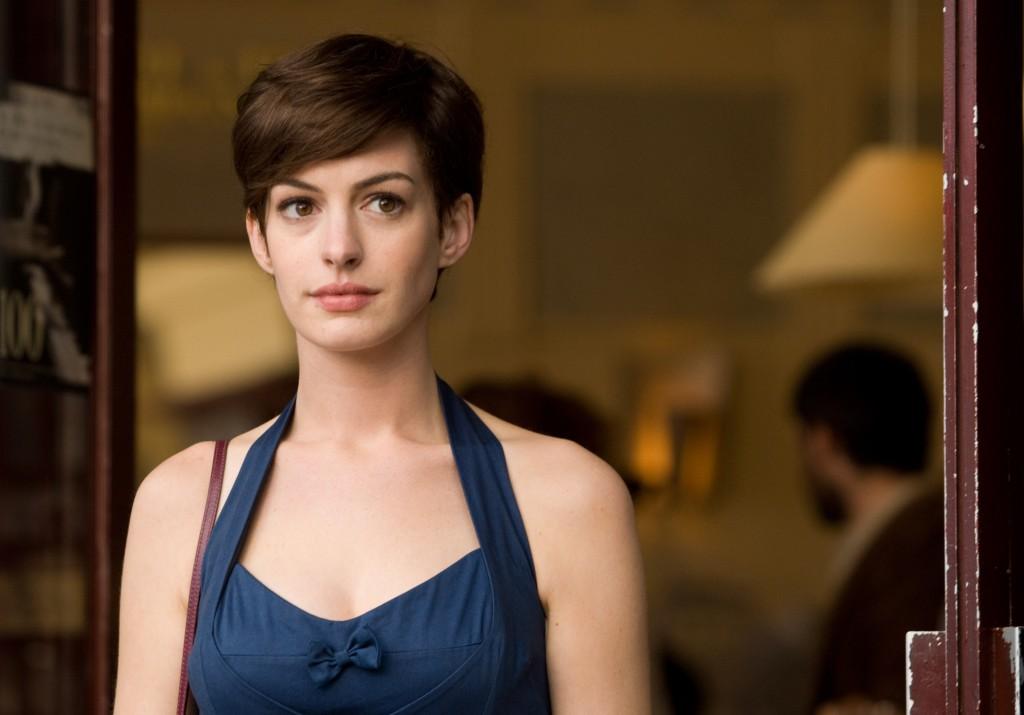 Anne Hathaway in ZWEI AN EINEM TAG