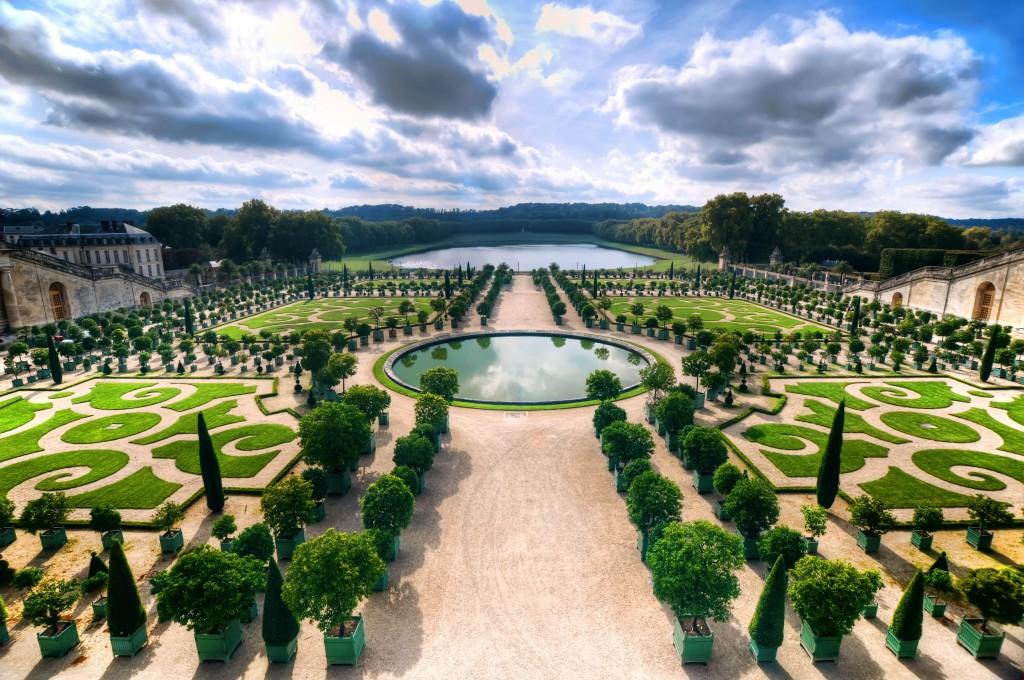 Der Garten von Versailles