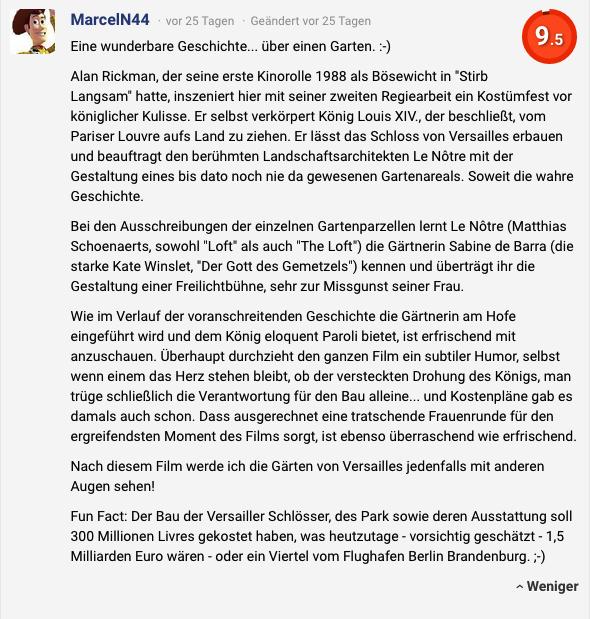 gärtnerin von versailles kino frankfurt